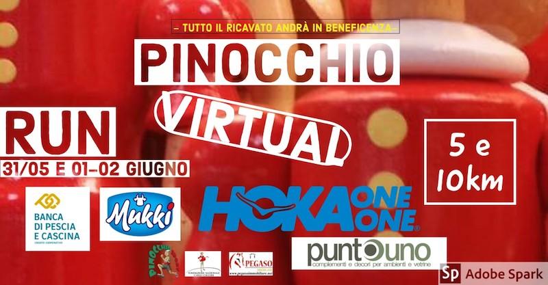 Pinocchio Virtual Run