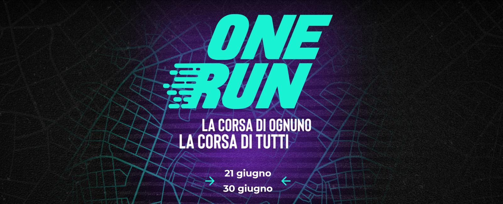 One Run 10 km phigital - Uniting Group