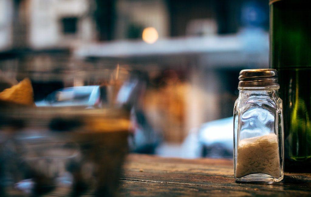 Riduzione del sale e benessere