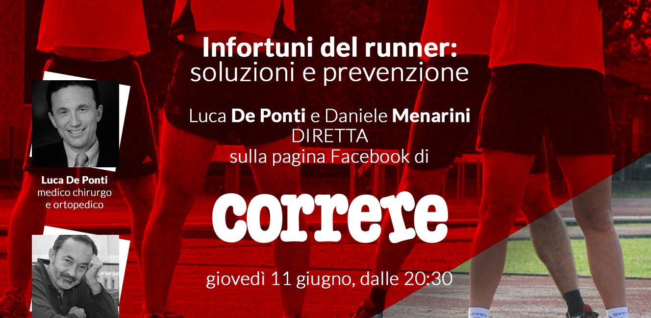 Diretta Facebook Luca de Ponti