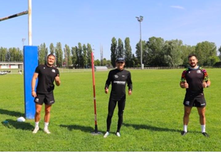 Il Rugby sfida l'atletica