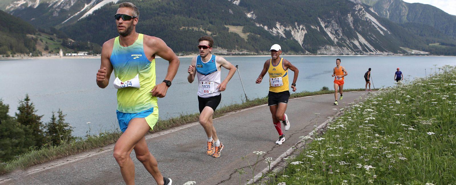 Edizione speciale del Giro Lago di Resia