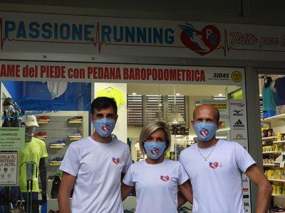 Passione Running riapre per tutti i runner