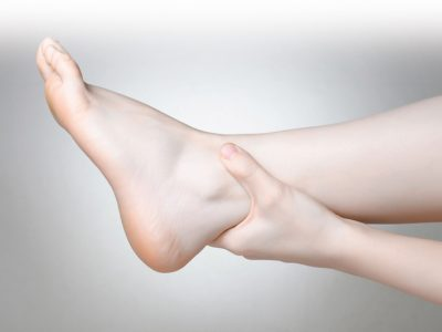 infortunio caviglia