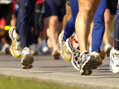 piedi corsa