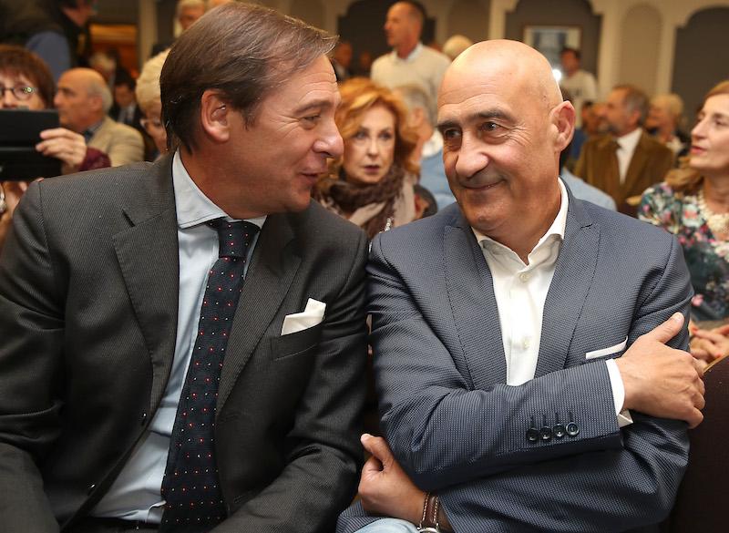 MaurizioDamilano con Stefano Mei