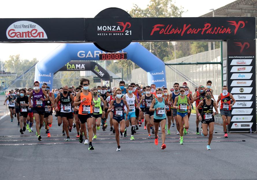 Ganten Monza21 Half Marathon