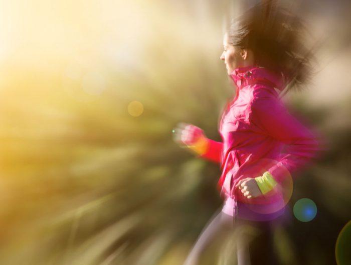 donne e corsa
