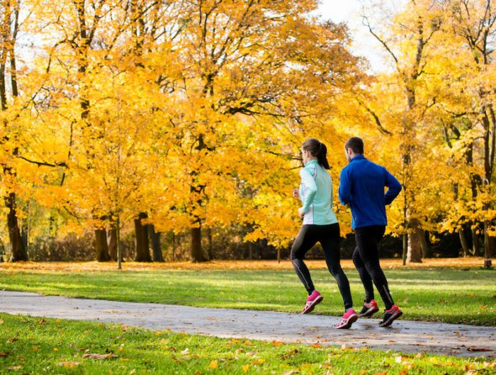 allenamento corsa