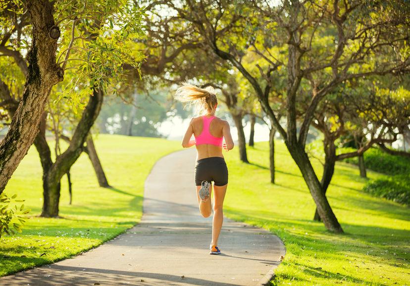 L'importanza della schiena nella corsa
