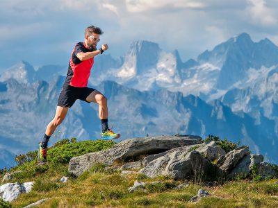 Corsa in natura